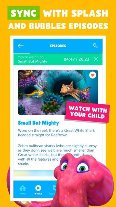 Splash and Bubbles for Parents screenshot 2