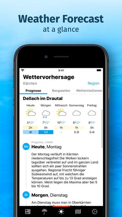 bergfex/Weather screenshot-6