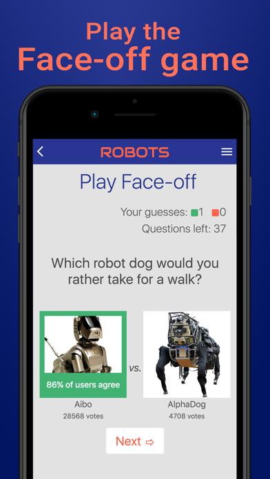 Robots Guide screenshot 4