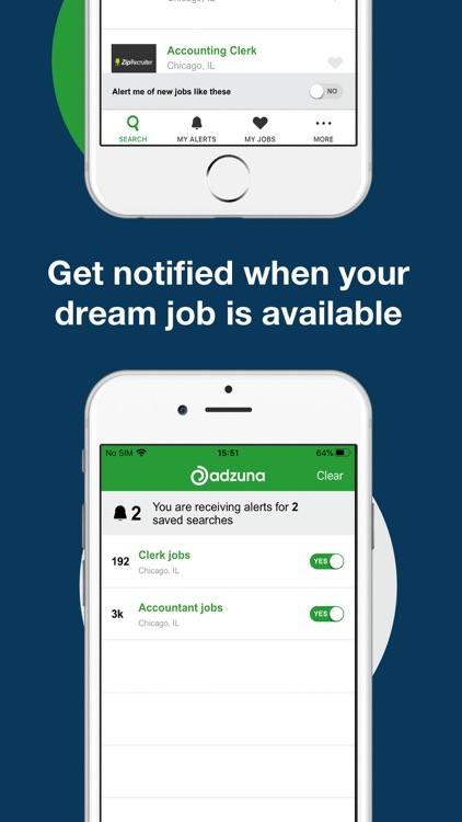 Adzuna Job Search
