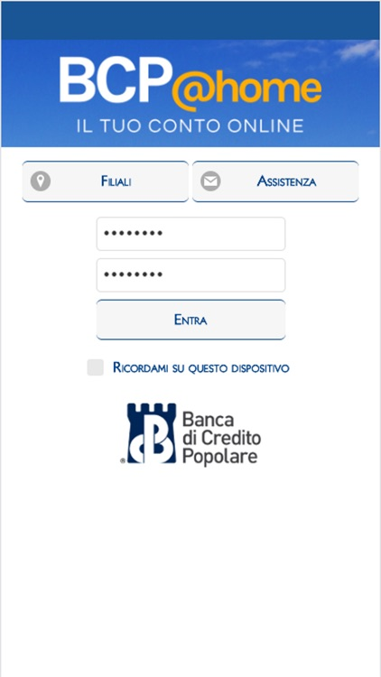 BCP@home mobile banking