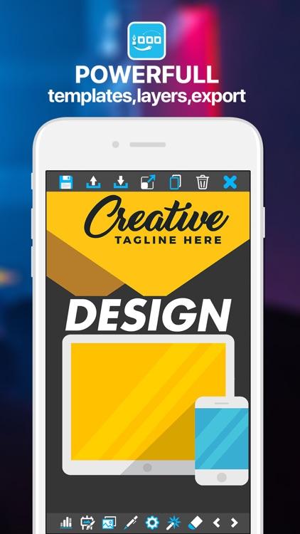 Foto Graphic Creator Studio screenshot-4