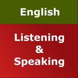 English - Listening & Speaking