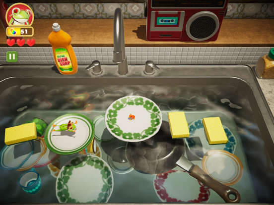 Frogger in Toy Town screenshot 13