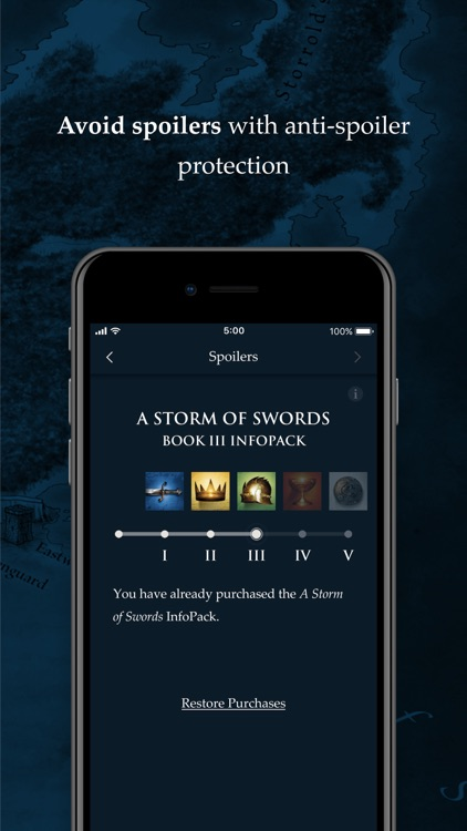 A World of Ice and Fire screenshot-4