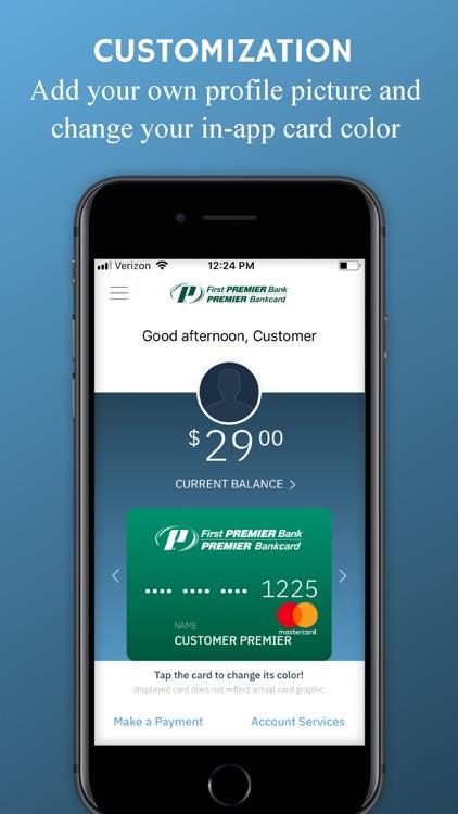 PREMIER Credit Card screenshot-4