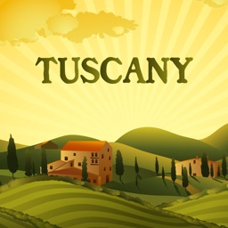 Tuscany Travel Guide Apple Watch App
