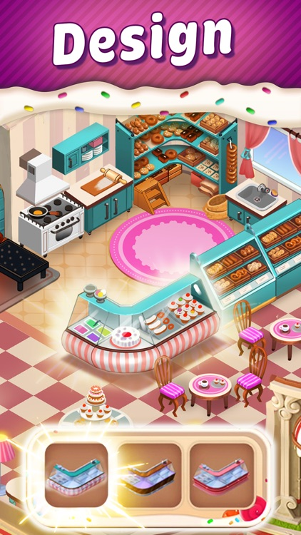 Sweet Escapes: Build A Bakery screenshot-0