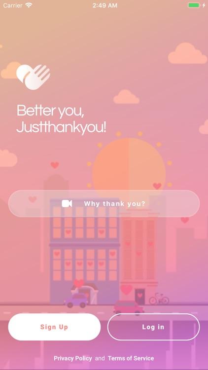 Just Thank You screenshot-0