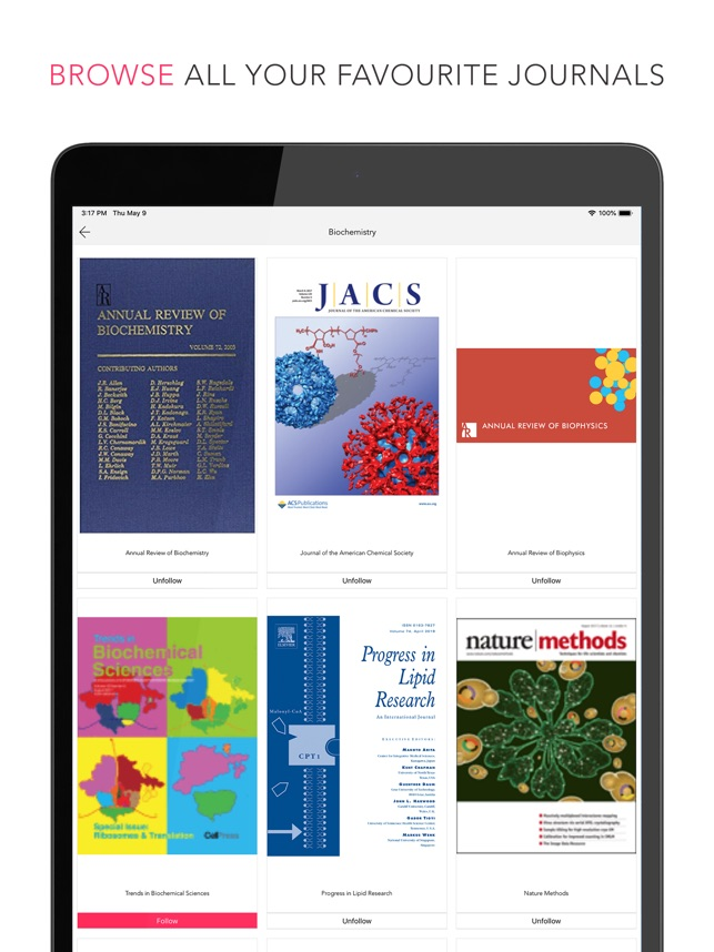 Researcher: Academic Journals on the App Store