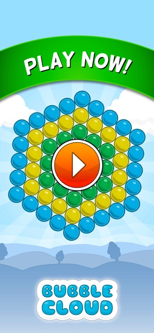 Bubble Cloud: Spinning Bubbles on the App Store