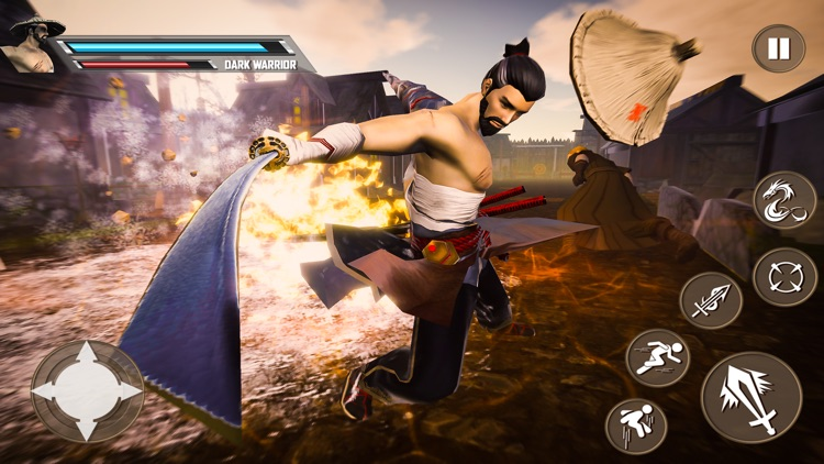 Samurai Assassin Hack n Slash