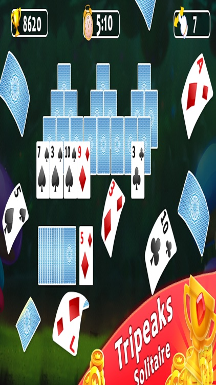 All in One Solitaire Card Game screenshot-6
