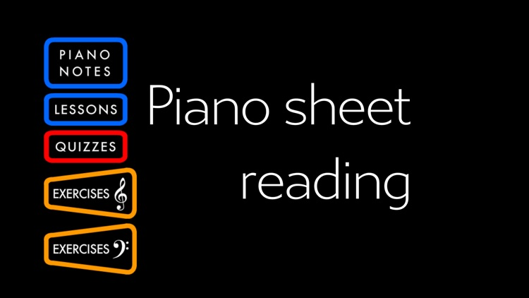 Piano Sheet Reading