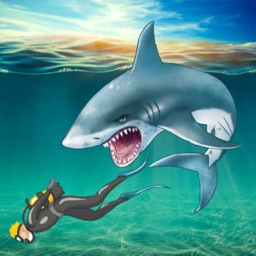 Shark 3D Simulator Attack