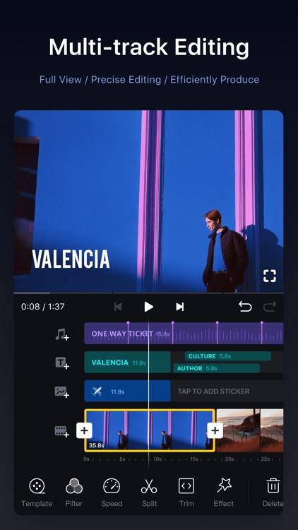VN Video Editor screenshot-0