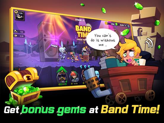 Band of Heroes IDLE RPG screenshot 14