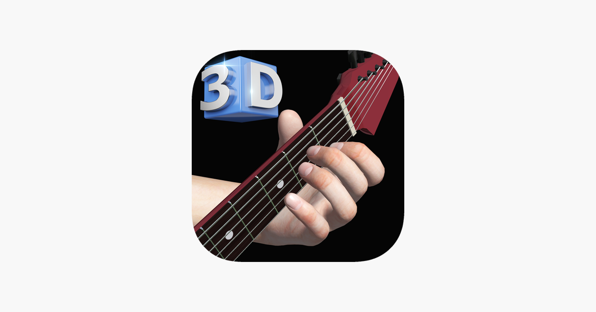 Guitar 3D - Basic Chords on the App Store