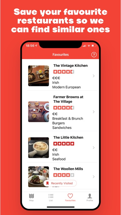 Random Restaurant screenshot-3