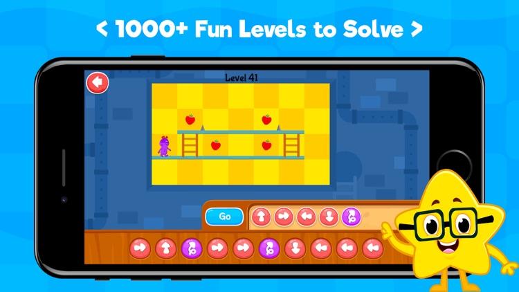 Coding Games For Kids screenshot-8