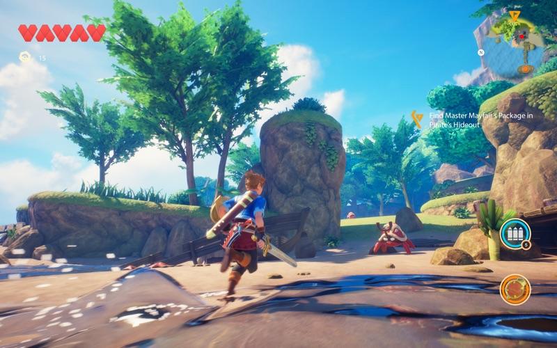 Oceanhorn 2 screenshot 4