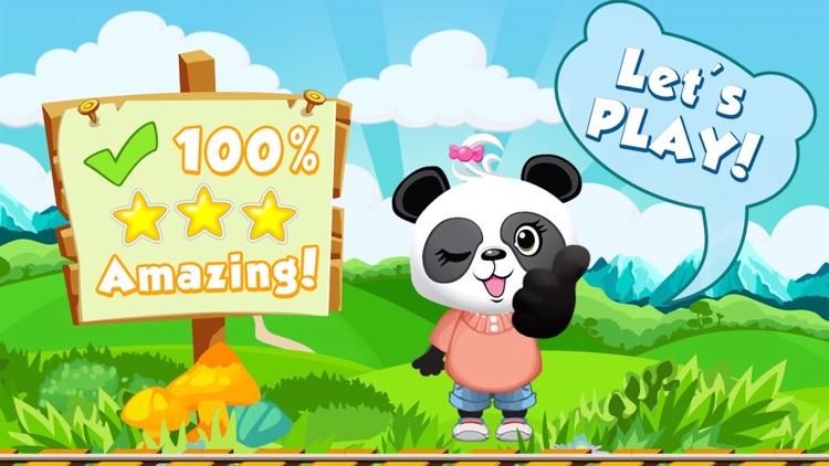 Lola Panda's Math Train 2 LITE screenshot-4