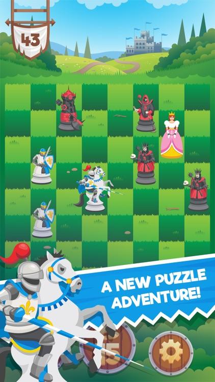 Knight Saves Queen screenshot-0