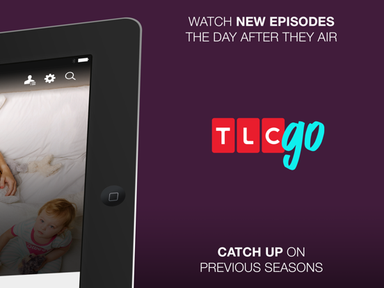 TLC GO - Full Eps and Live TV screenshot