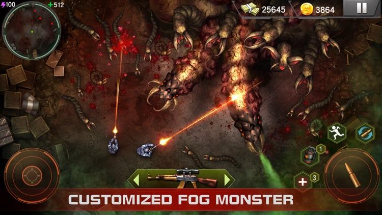 Zombie Shooter: Ares Virus SAS screenshot-5