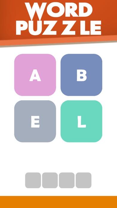Brain Word Puzzle screenshot 4