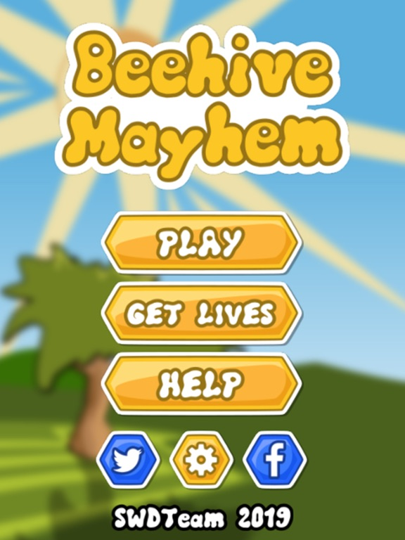 Beehive Mayhem screenshot #6