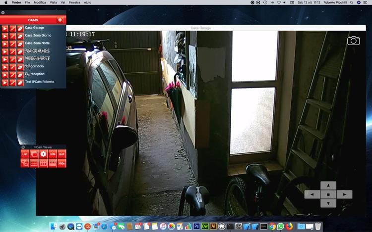 Foscam IP Camera Viewer / macOS — AppAgg