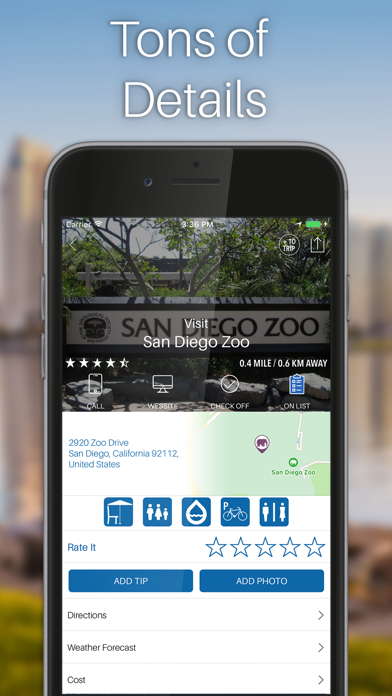 点击获取San Diego Travel by TripBucket