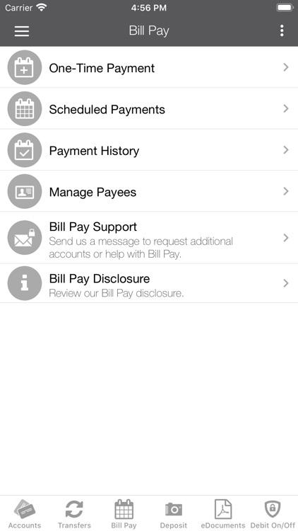 Great Southern Mobile Banking screenshot-4