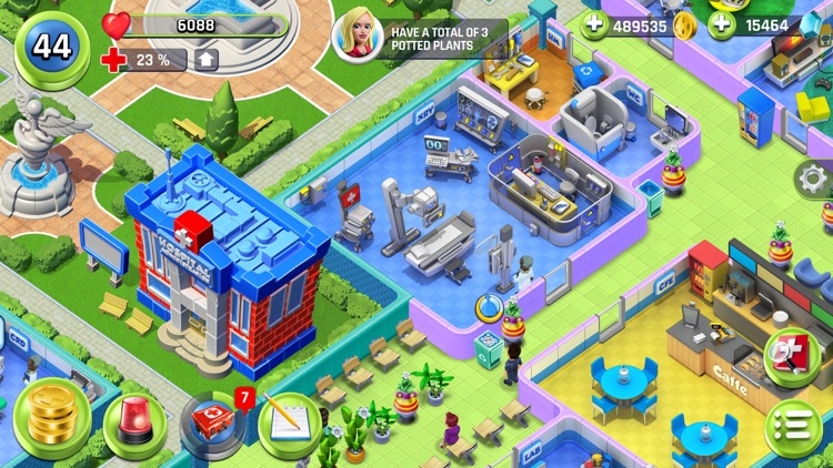 Dream Hospital: Doctor Game screenshot-8