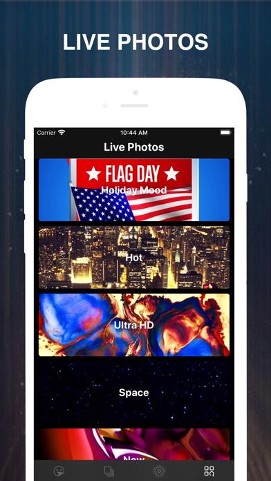 Drop HD Wallpaper -  Stickerのおすすめ画像4