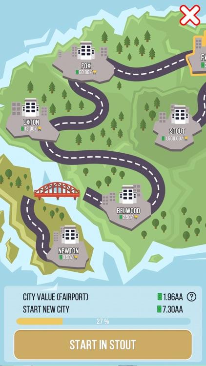 Idle Island - City Builder screenshot-4