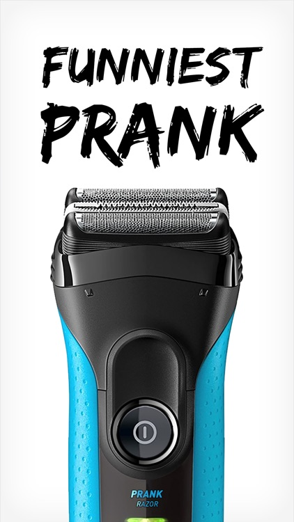 Electric Razor to Prank Friend