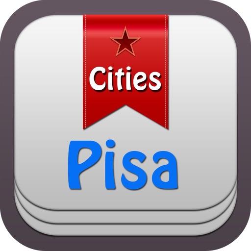 Pisa Offline Map Travel Guide