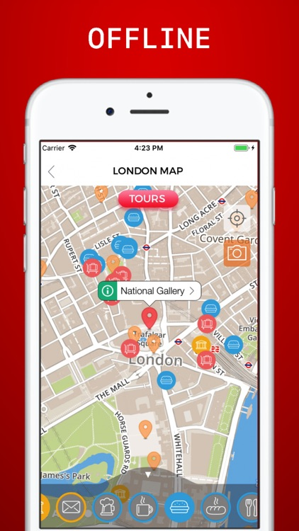 London Travel Guide with Map screenshot-3