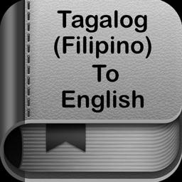 Tagalog to English Dictionary●