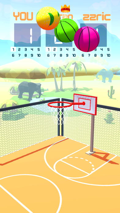 Dunk.io screenshot 9