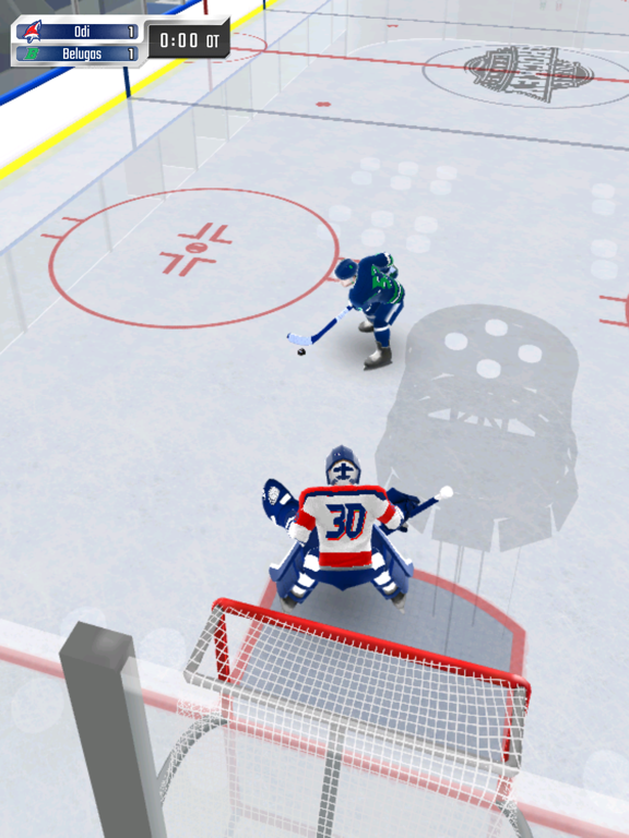 Puzzle Hockey screenshot 6