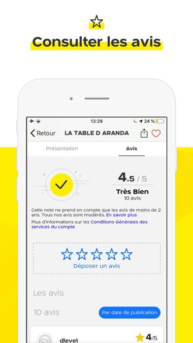 PagesJaunes - Recherche locale screenshot three