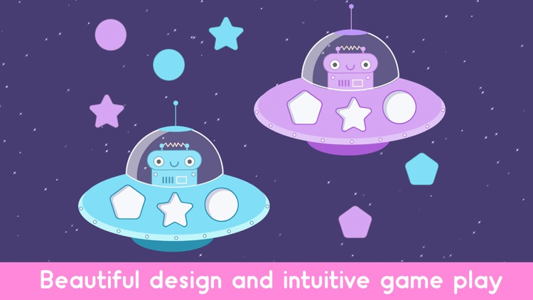 Little Robot Shapes and Colors screenshot-3