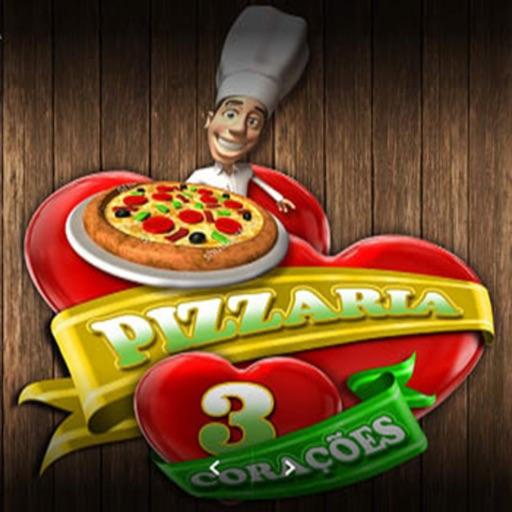 Pizzaria 3 Corações