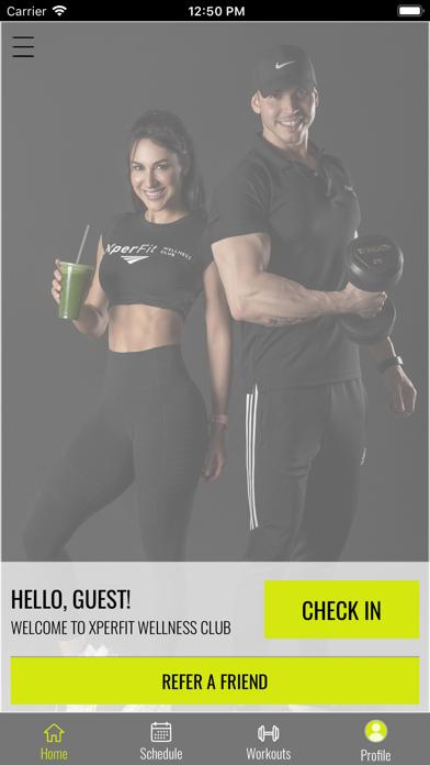 XperFit Wellness Club screenshot two
