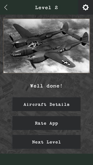Military Aviation Quiz screenshot four