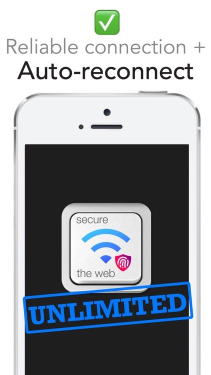 Fast VPN Antivirus Mobile App screenshot-3