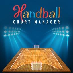 Handball Court Manager